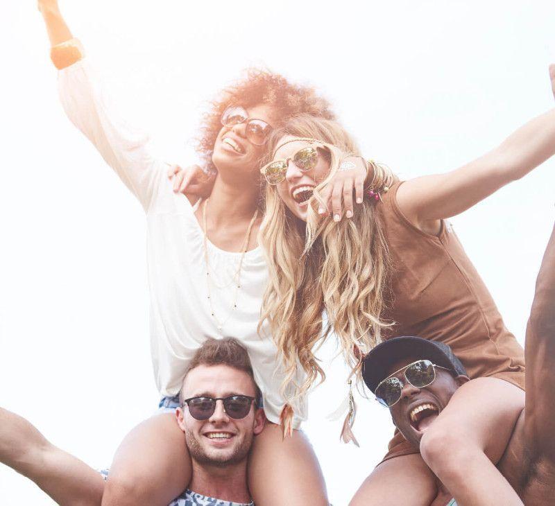 Love : découvrez le top 15 des festivals où ça crush le plus !