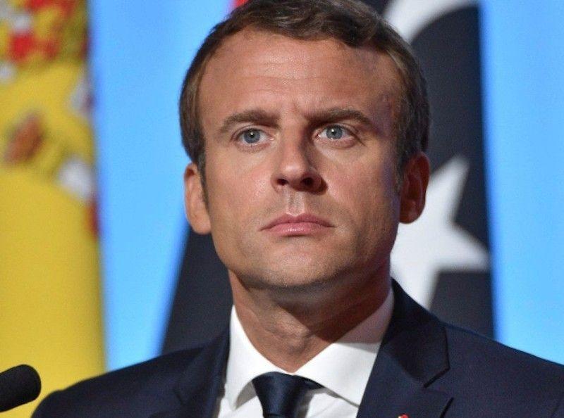 Macron : ce célèbre rappeur français à qui il a fait mal, très mal...