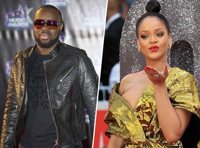 Maître Gims : C'est officiel, il chantera en duo avec Rihanna !