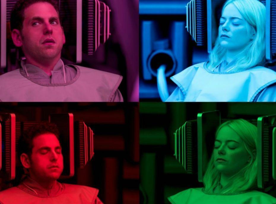 Maniac : découvrez les premières photos de la série Netflix avec Emma Stone