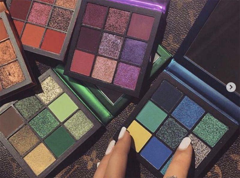 211c8ec9889 Maquillage   découvrez les nouvelles palettes Precious Stones signées Huda  Beauty