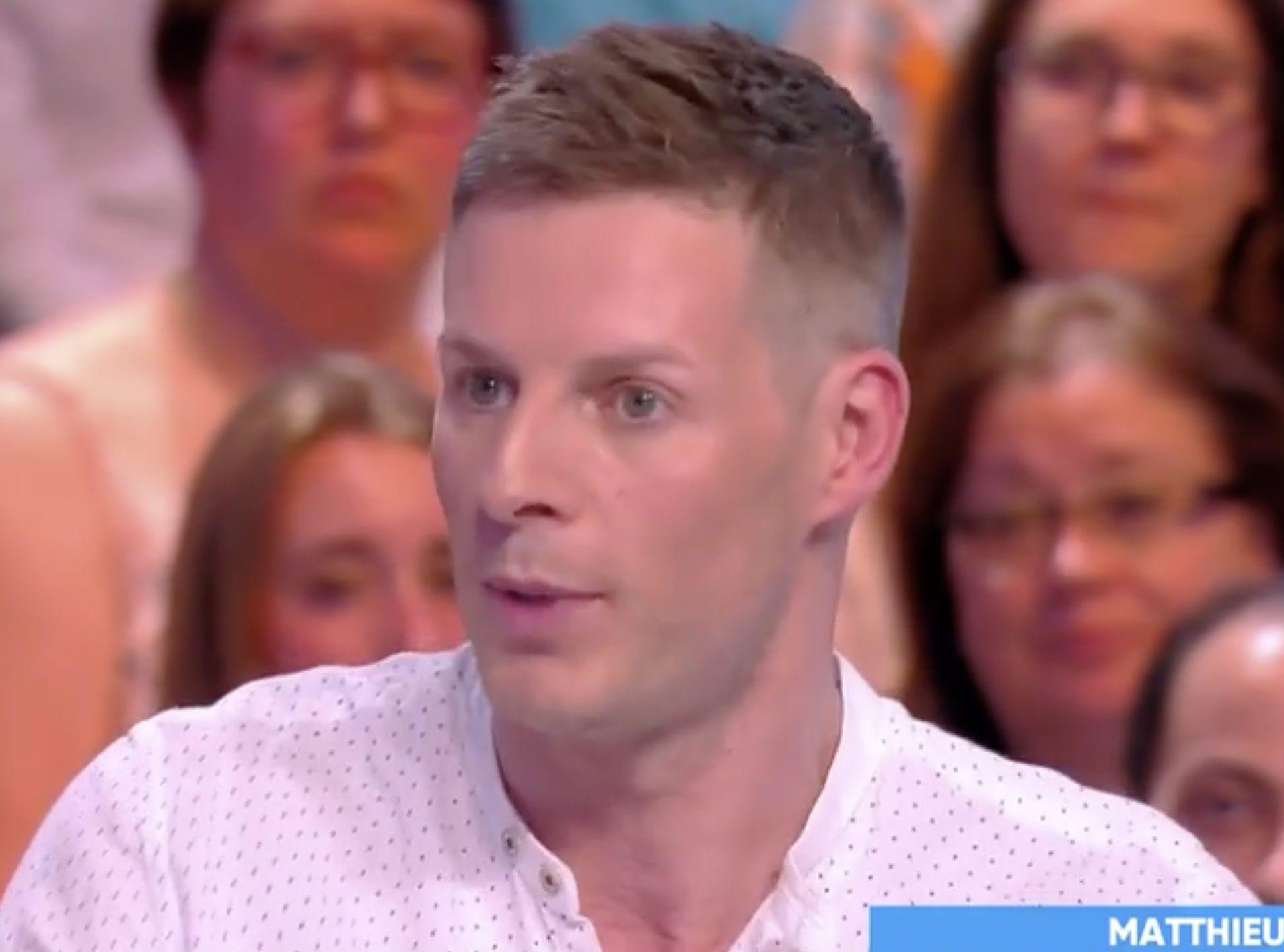 Matthieu Delormeau : Le chroniqueur de TPMP revient sur son accident de voiture