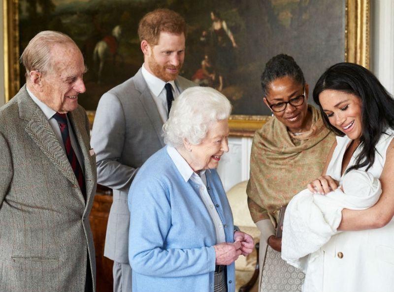 Meghan Markle et le Prince Harry : ce que la reine a refusé après leur mariage