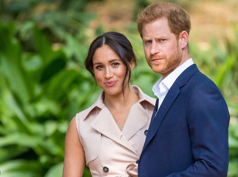Imagen de portada de Meghan Markle et le prince Harry
