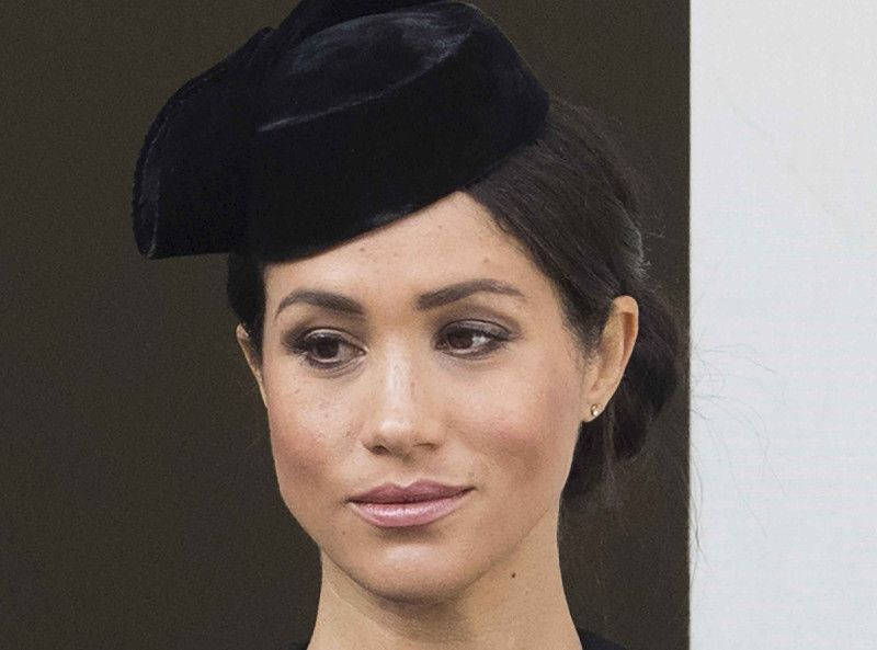 Meghan Markle l'intrigante ? Maintenant, le prince Harry ...