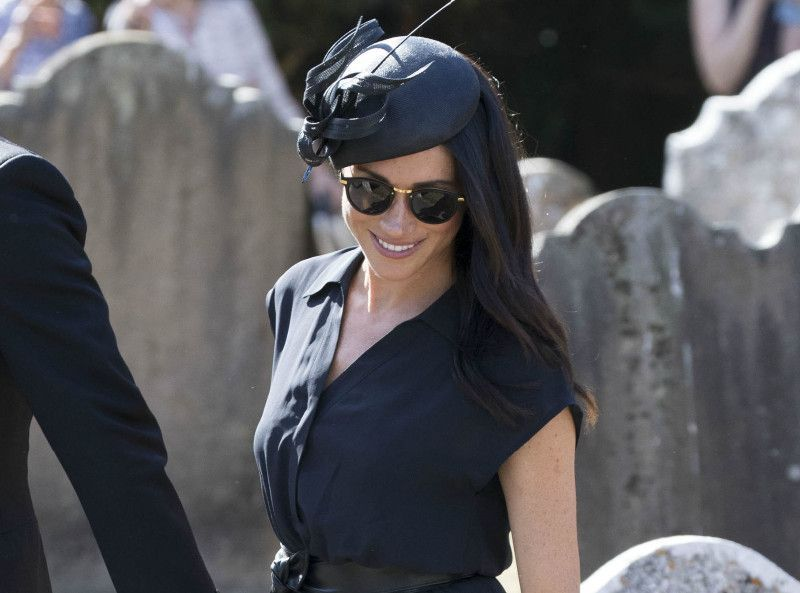 Meghan Markle : La raison pour laquelle la Duchesse ne parlera pas à son père !
