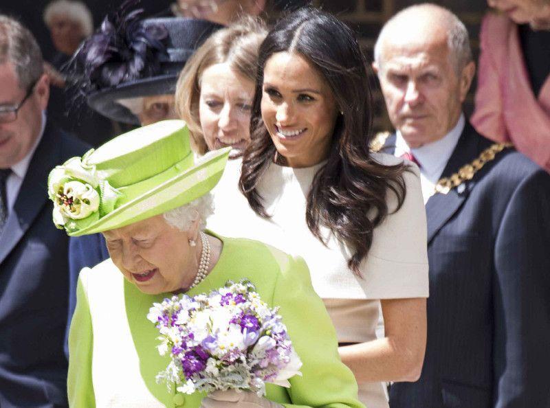 ¿Meghan Markle víctima de un complot en el Palacio de Buckingham?