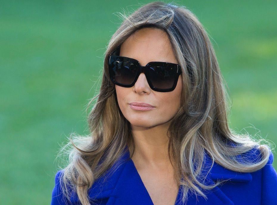 Melania Trump : Enfermée à la Maison Blanche, elle serait seule et malheureuse !