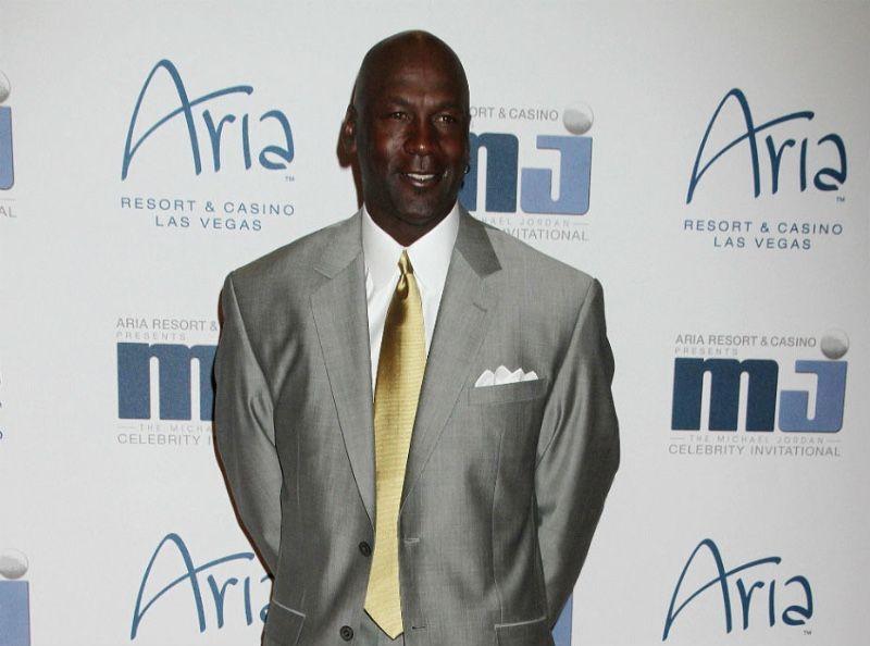 Michael Jordan : Un geste qui prouve qu'il a toujours la grande classe