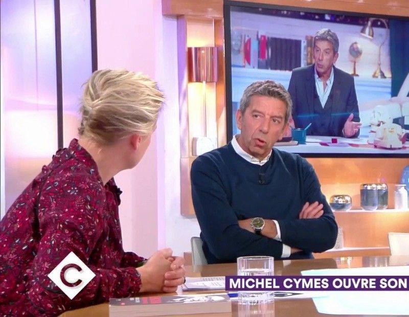 Michel Cymes Accuse D Avoir Couche Avec Adriana Karembeu Sa Grosse Mise Au Point Face Aux Rumeurs