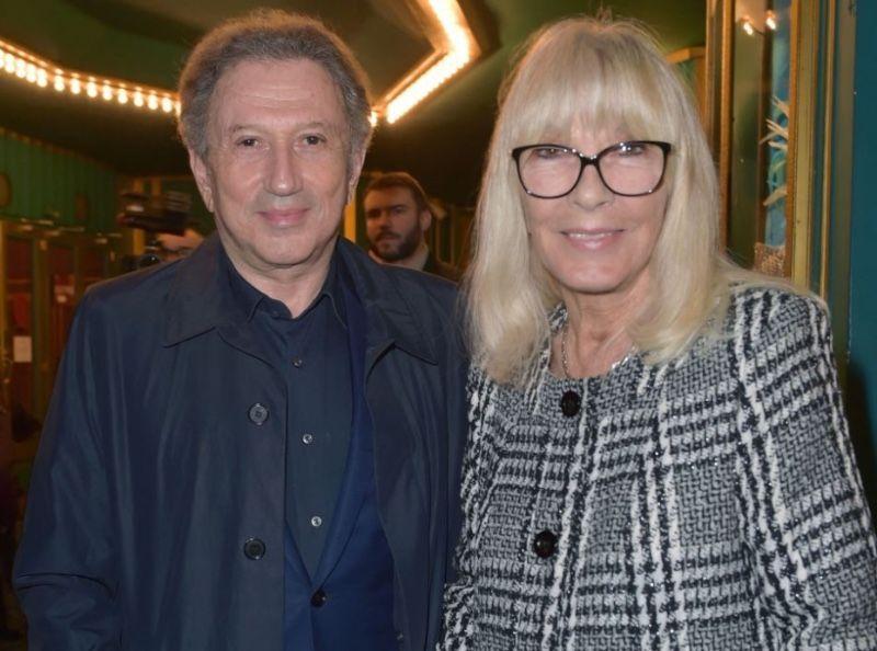 Michel Drucker S Est Marie Secretement Avec Dany Saval