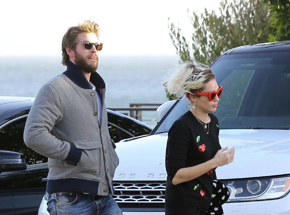 Miley Cyrus et Liam Hemsworth seraient mariés depuis 6 mois