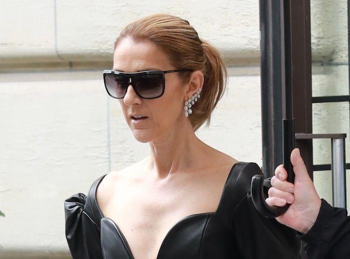 Mort de Johnny Hallyday : Céline Dion, la première à exprimer sa peine