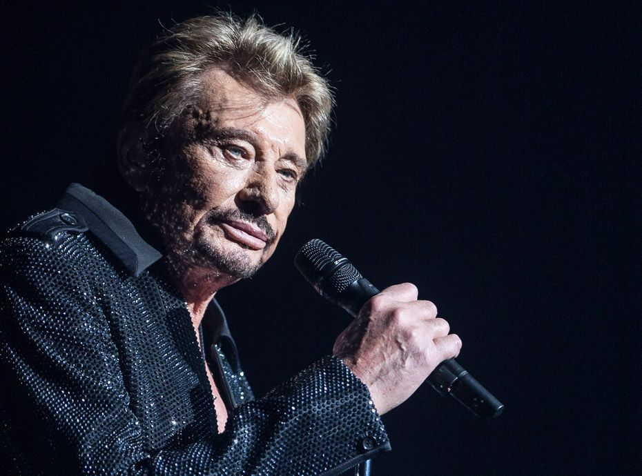 Guy bedos sa blague choquante sur le cancer de johnny - Housse de couette johnny hallyday ...