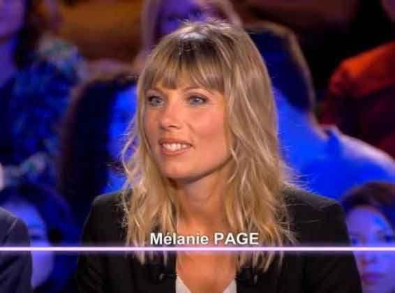 Nagui : ce que sa femme, Mélanie Page, a osé dire de leur couple !