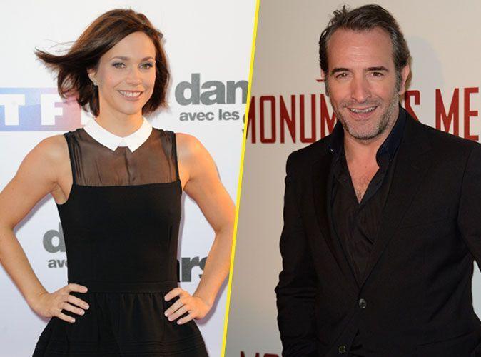 Nathalie p chalat au casting de dals 5 jean dujardin la for Jean dujardin couple 2014