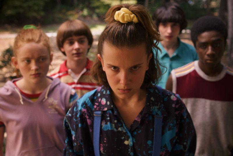 """Netflix : H&M lance une collection capsule so 80's inspirée de """"Stranger Things"""""""