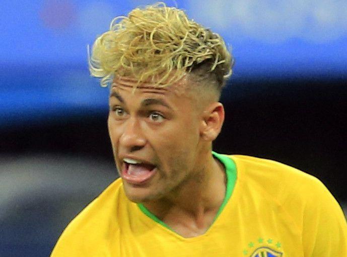 Neymar sa nouvelle coupe de cheveux moqu e par une for Nouvelle coupe de cheveux pharrell