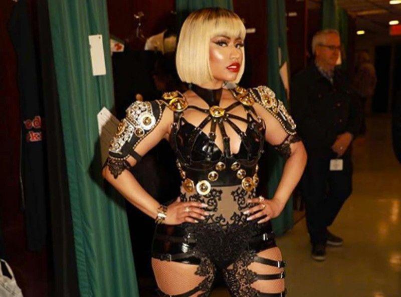 Nicki Minaj : la pochette de son nouvel album vous laissera sans voix !