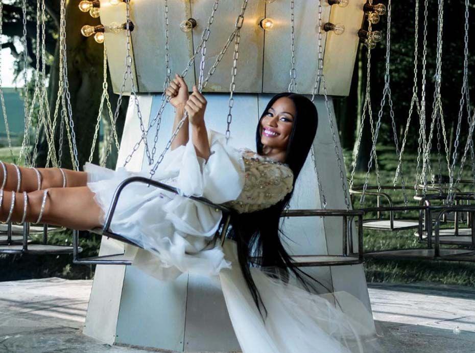 Nicki Minaj x H&M : une collab' inattendue !