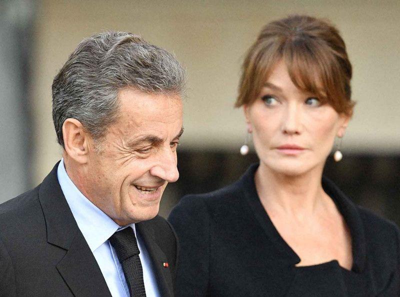 Nicolas Sarkozy Et Carla Bruni Pourquoi Leurs Voisins Ont Appele La Police