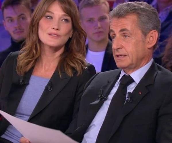 Nicolas Sarkozy Fait Tomber L Armure Rares Confidences Sur Giulia Sa Fille