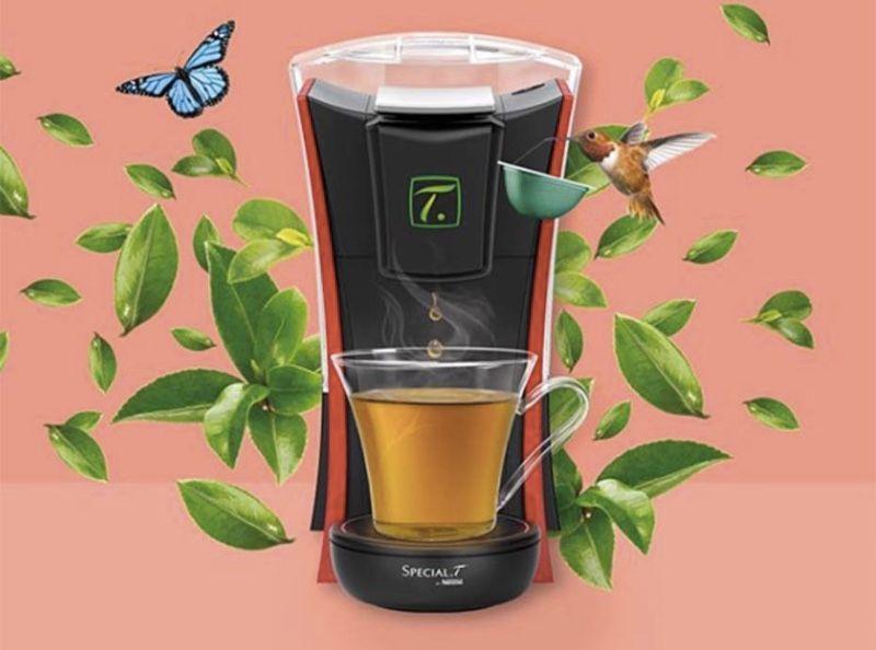 dd461c8cb2cd Noël 2018   Idée cadeau   Une machine à thé ultra complète signée Nestlé