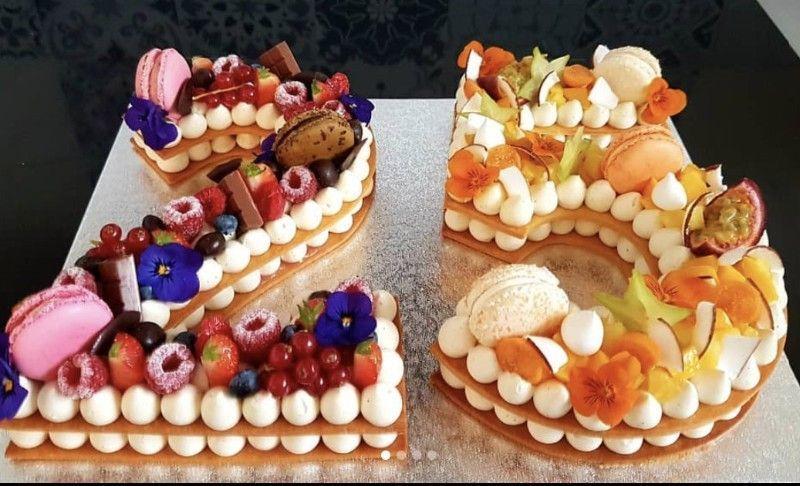 """""""Number cake"""" : cette super pâtissière française qui épate Instagram !"""