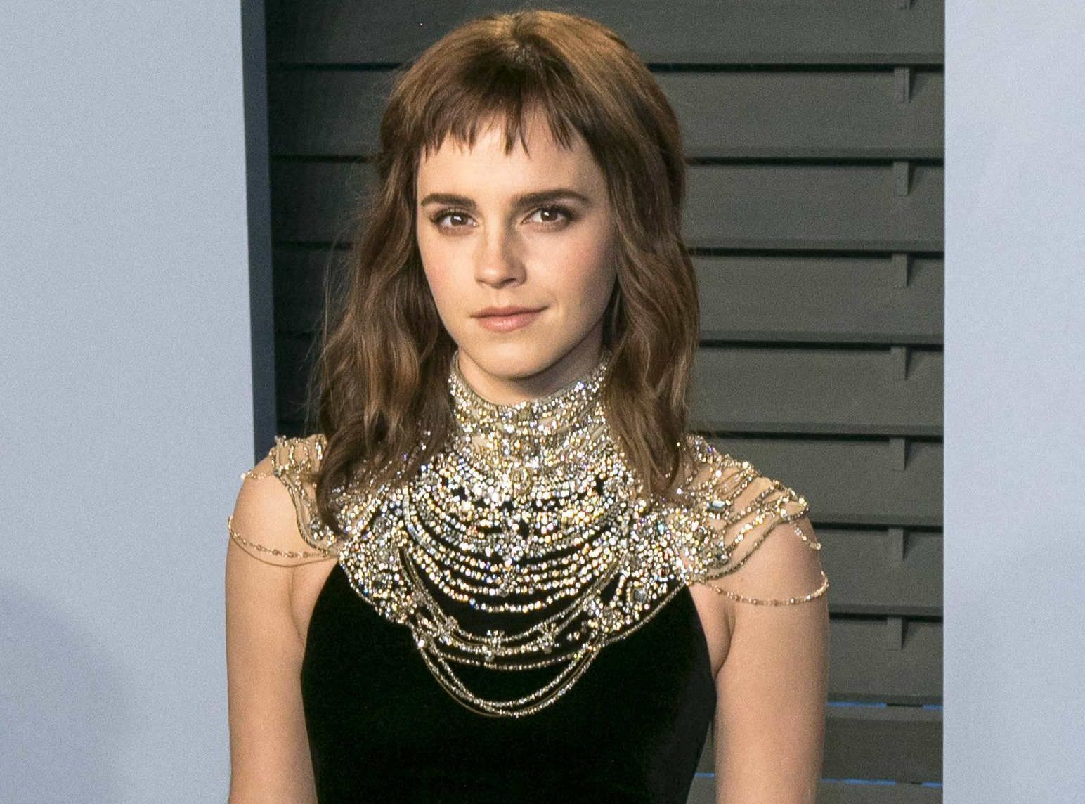 Oscars 2018 : Emma Watson présente son tatouage Time's Up mais...