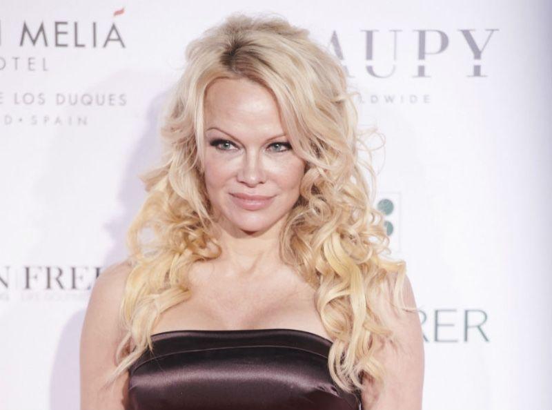 Pamela Anderson : Comme Kim Kardashian, elle interpelle Donald Trump sur un accusé très particulier !