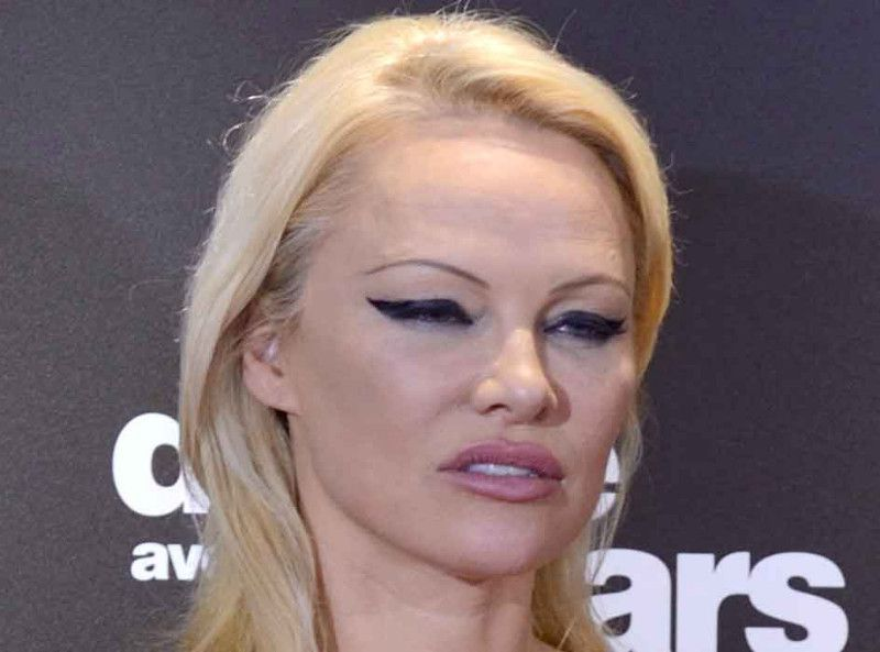 Pamela Anderson dans DALS : cette photo qui annonce son départ...