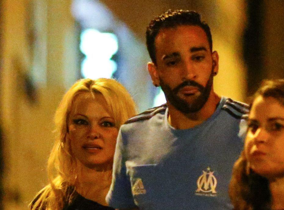 Pamela Anderson et Adil Rami : tout sur leur luxueux nid d'amour marseillais !
