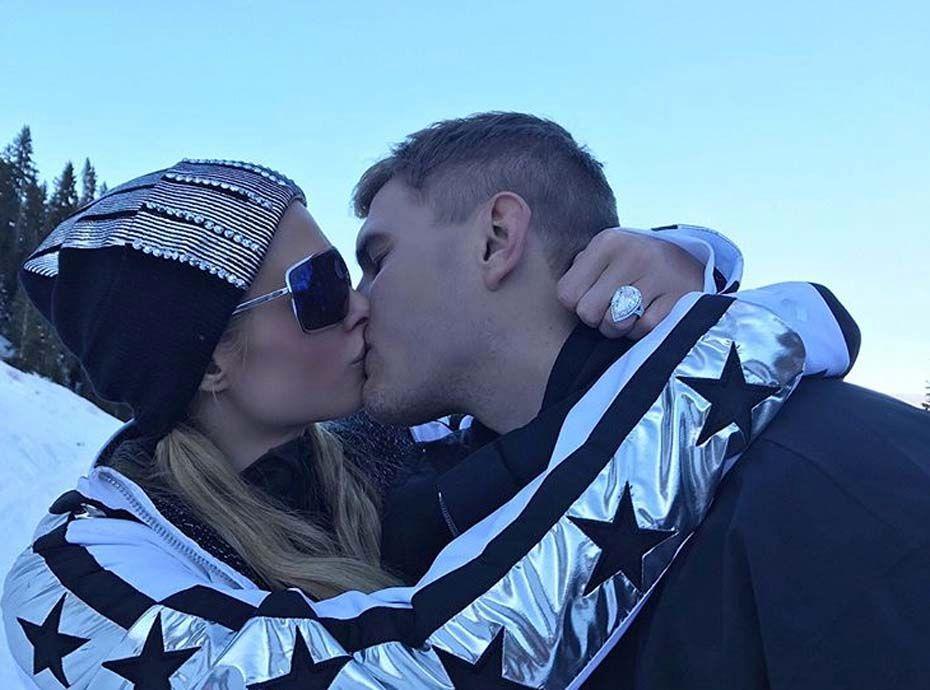 Paris Hilton perd sa bague de fiançailles à 2 millions de dollars
