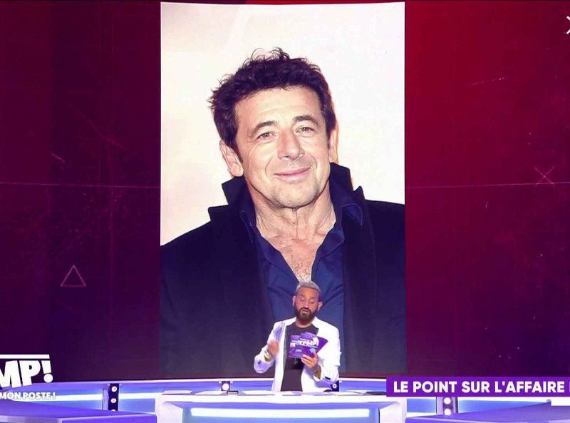 Patrick Bruel accusé d'exhibition : l'équipe de Cyril Hanouna le défend