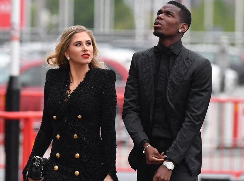 Paul Pogba : sa femme Maria Zulay apparaît voilée sur Instagram