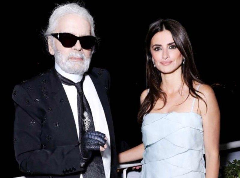 Penélope Cruz devient ambassadrice de Chanel