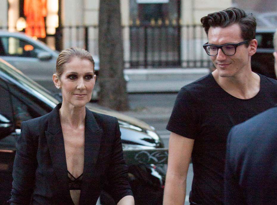 Pepe Munoz au sujet de Céline Dion :
