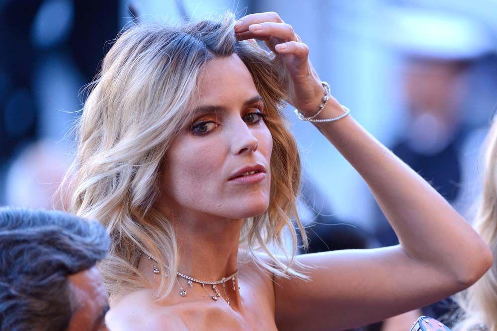cute top fashion delicate colors Photos : Alice Taglioni s'affiche enfin amoureuse de Laurent ...