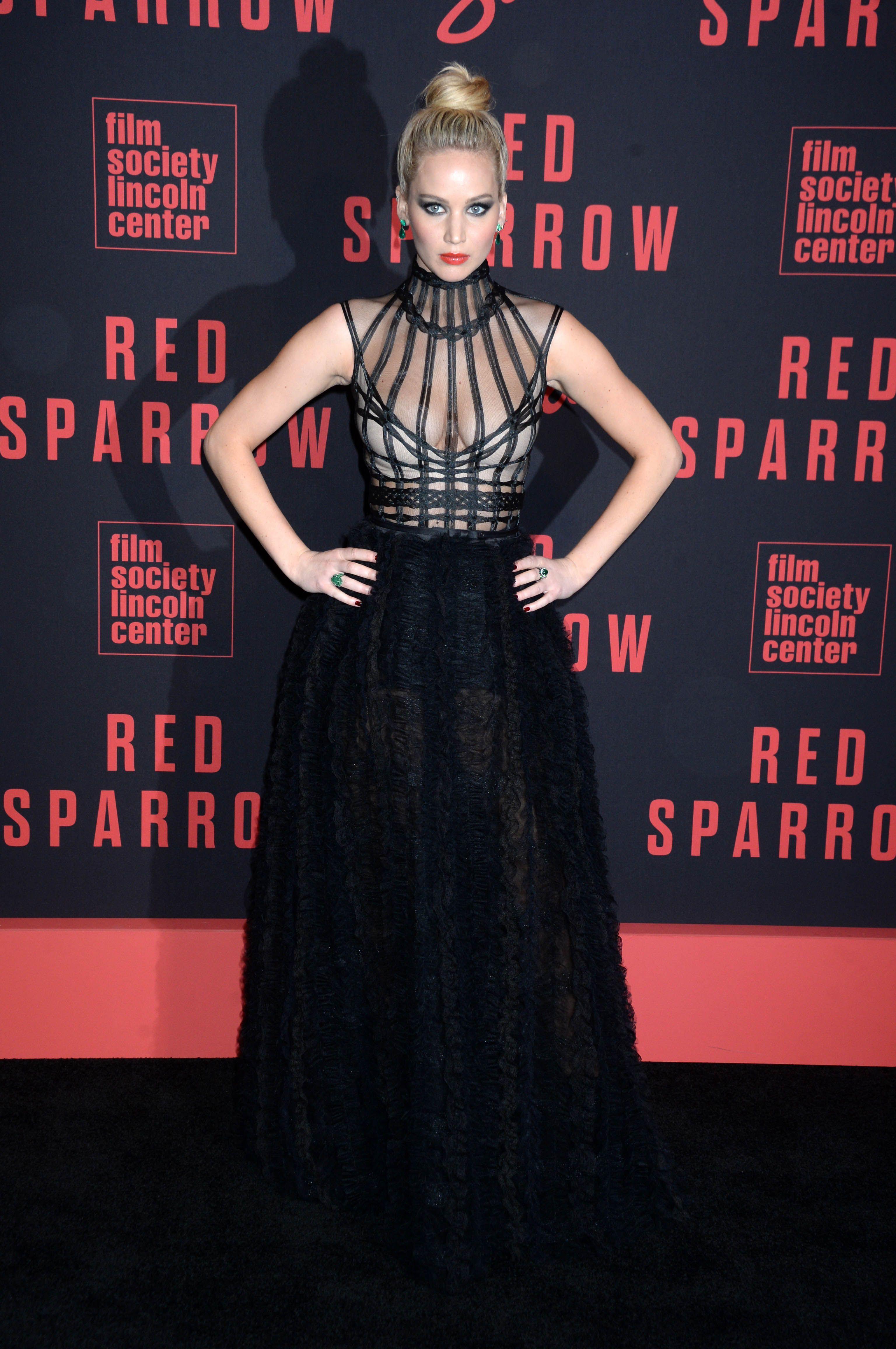 Jennifer Lawrence : Rayonnante sur le tapis rouge... et pourtant totalement ivre !