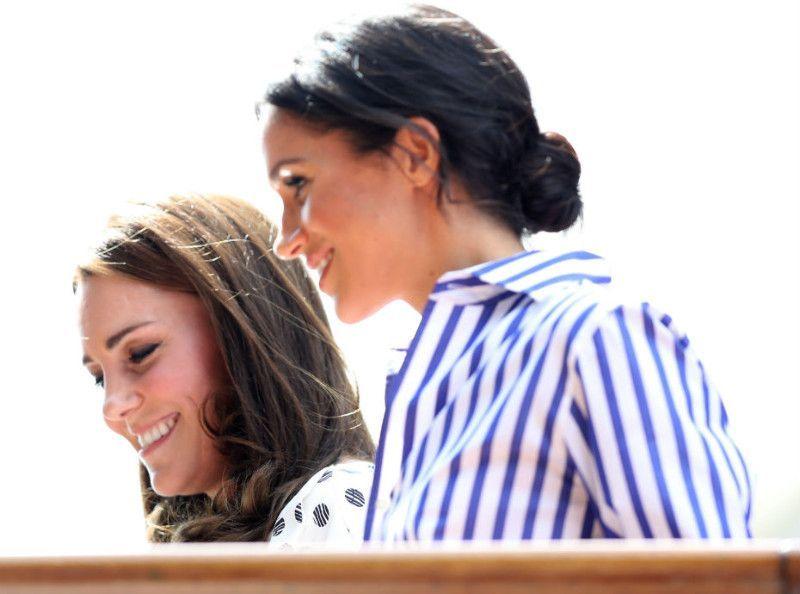 Kate Middleton et Meghan Markle sont-elles vraiment copines ?