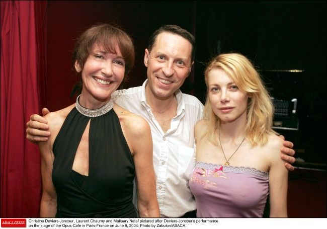 Mallaury Nataf [Lola] - Page 5 2004-Avec-Christine-Deviers-Joncour-et-Laurent-Chaumy