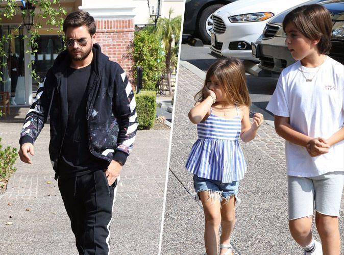 Scott Disick : Moment privilégié avec ses enfants loin de Kourtney Kardashian !