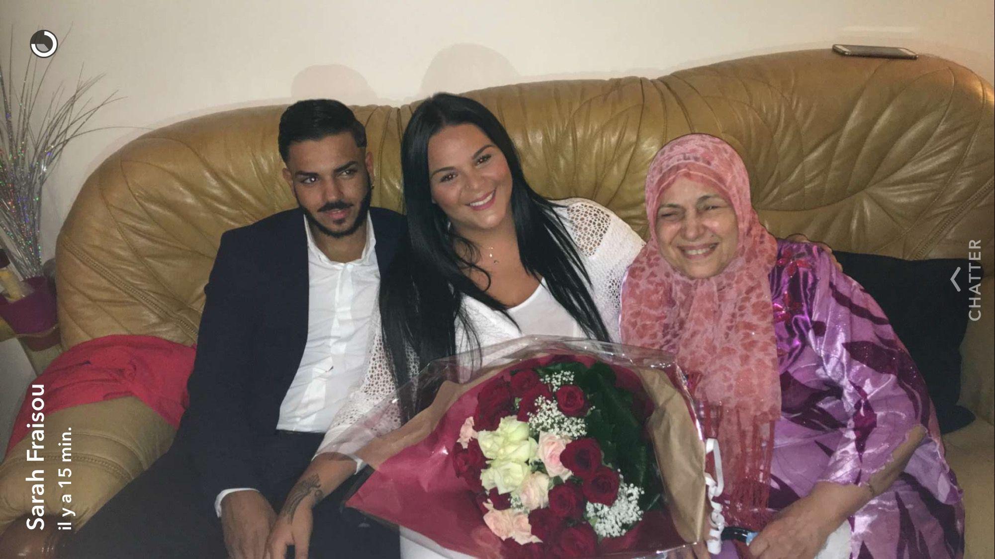 rencontrer sa belle famille musulmane