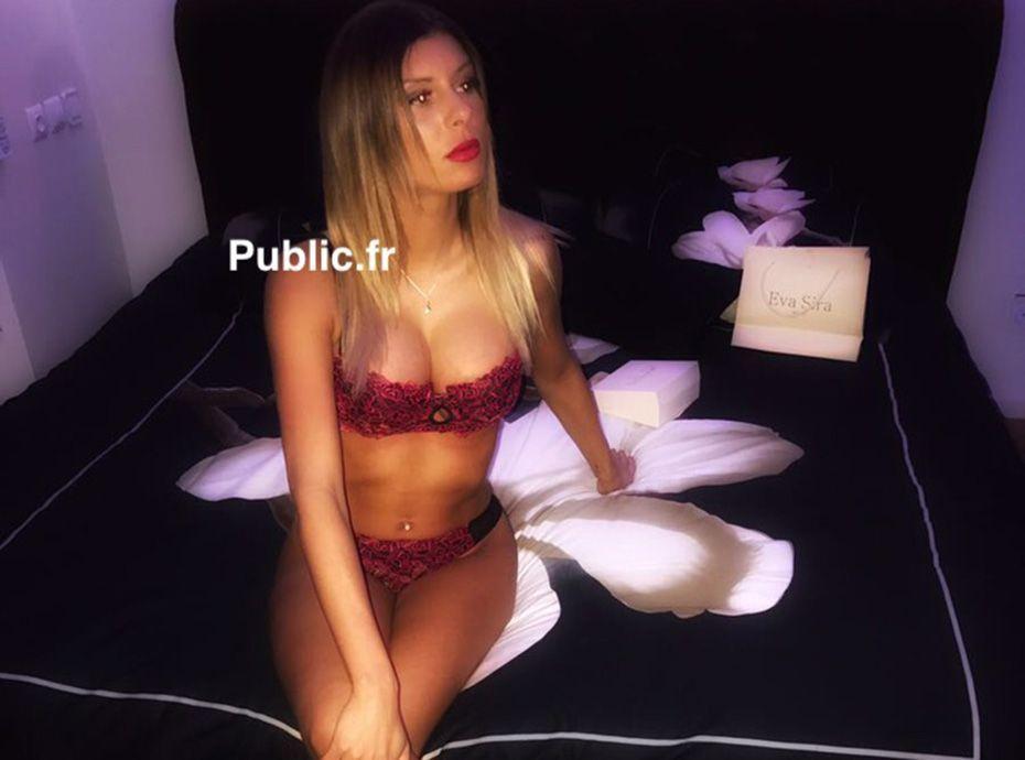 Sarah fraisou dans le bain - 3 6