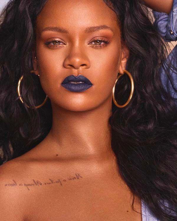 Fenty Beauty : Rihanna annonce la sortie de 14 nouvelles teintes de rouges à lèvres