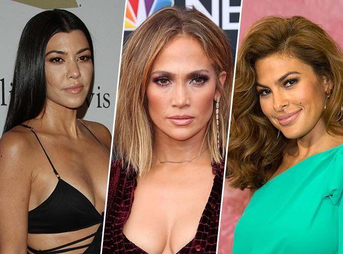 Kourtney Kardashian, J.LO, Eva Mendes... ces stars qui sont beaucoup plus âgées qu'on ne le pense