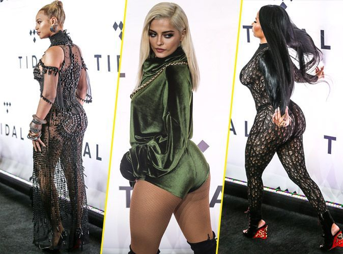 Nicki Minaj gros cul chatte chaud noir Teen Porn Stars