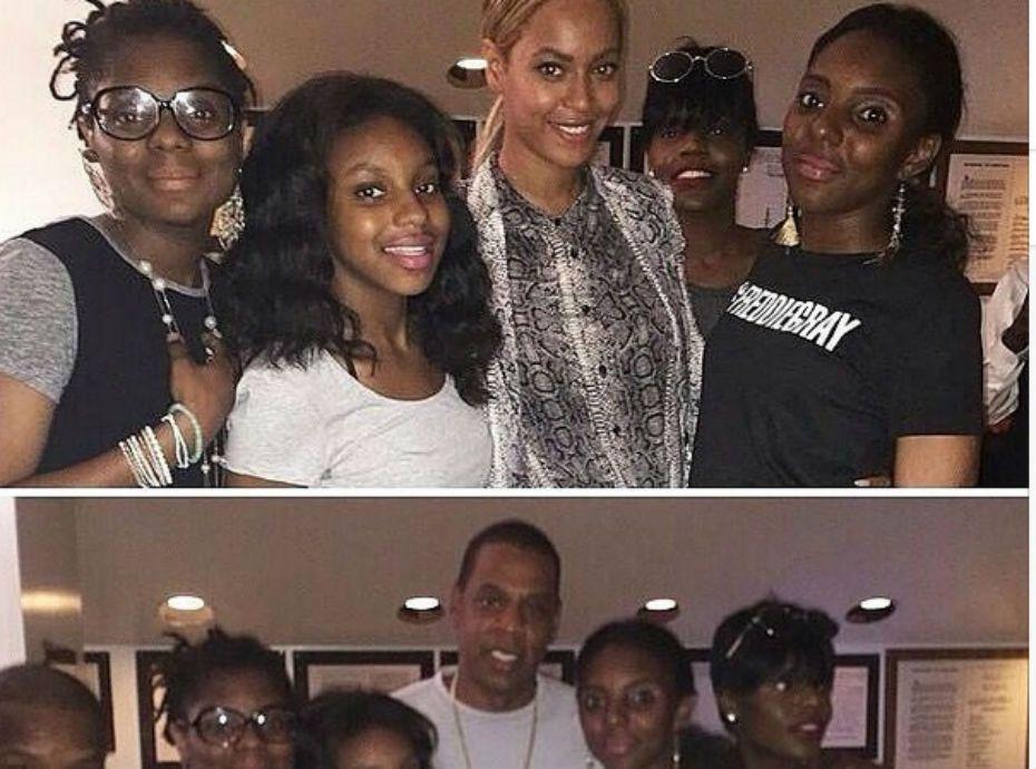 Rencontres afro-américaine