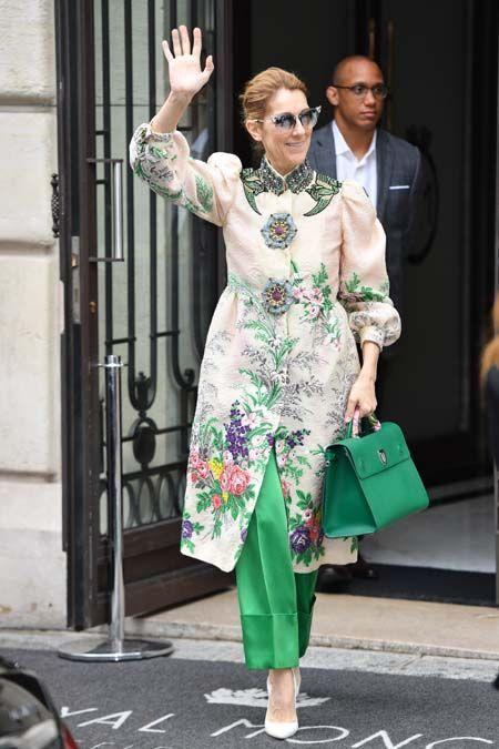 Photos Celine Dion A 49 Ans Elle Pose Entierement Nue Pour Vogue