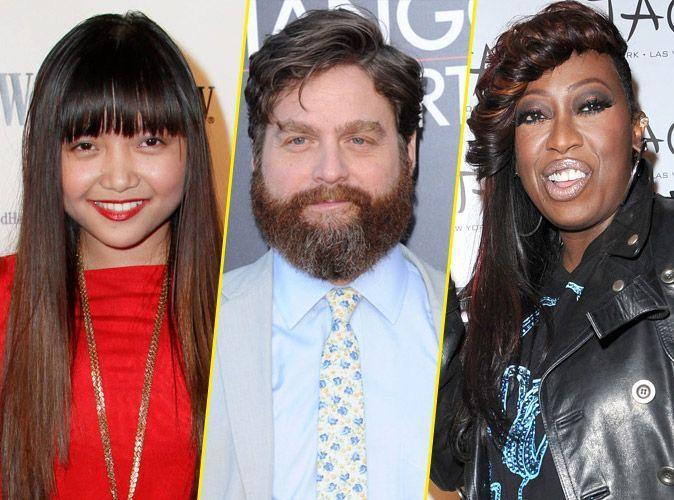 Charice, Zach Galifianakis, Missy Elliott… Ces stars qui se sont métamorphosées !